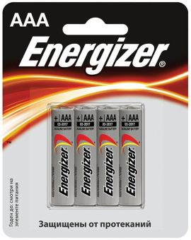 ENERGIZER LR03/286 BL4 Maximum батарейка 45432